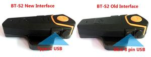 Image 3 - Waterproof BT S2 Multi BT Interphone 1000M Motorcycle Bluetooth Helmet Intercom Intercomunicador Moto Interfones Headset FM MP3