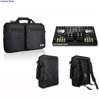 BUBM Professional Shockproof Carrying Camera Knapsack Handbag Bag Case For Travel For Traktor Kontrol S4 S5