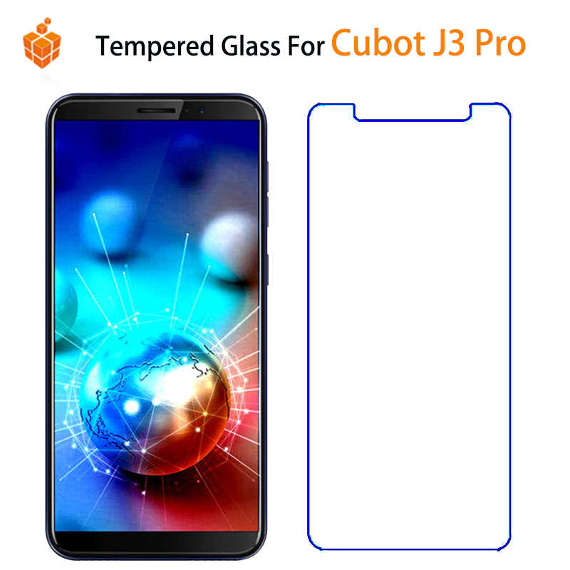Cubot J3 Pro Glass Explosion Proof For Cubot J3Pro Tempered Glass Screen Protector For Cubot J3 Pro