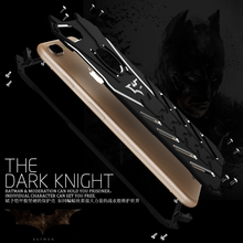 Batman Aluminum Mobile Phone Cases for iPhone