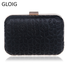Hollow Out Satin Clutch Evening Bag Diamonds Clutches /Ladies Shoulder Bag For Wedding/Dating/Party/ Purse Bag womens bags clutches evening bag metal diamonds clutch bag wallet ladies shoulder