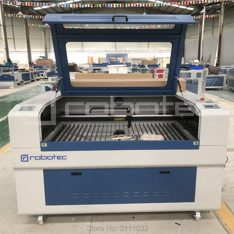 Robotec Laser Cheap Price Sale  80w Mdf Laser Cutting Machine Promotion