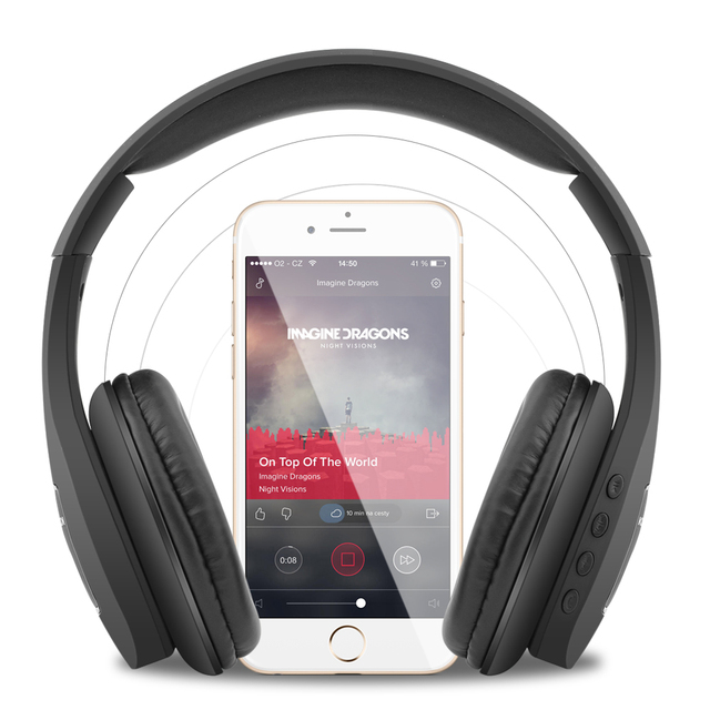 ZAPET Bluetooth Headphone Wireless Headphones Sports Running Headset with aux Cable Stereo HD Mic for iphone xiaomi smartphone