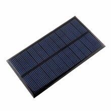 Banco de Potência do Módulo DIY para Smart Portable Mini 6 V 1 W Solar Painel Sistema Home Celular Carregadores Telefone Brinquedo