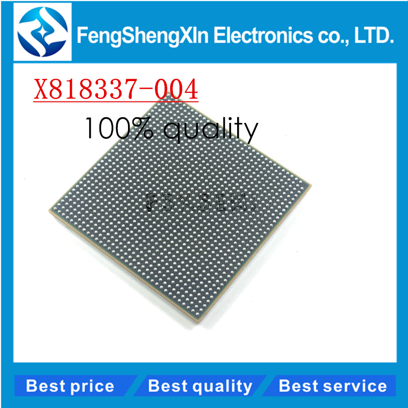 X818337 X818337-004 BGA IC  For Xbox 360 Slim XCGPU lead freeX818337 X818337-004 BGA IC  For Xbox 360 Slim XCGPU lead free