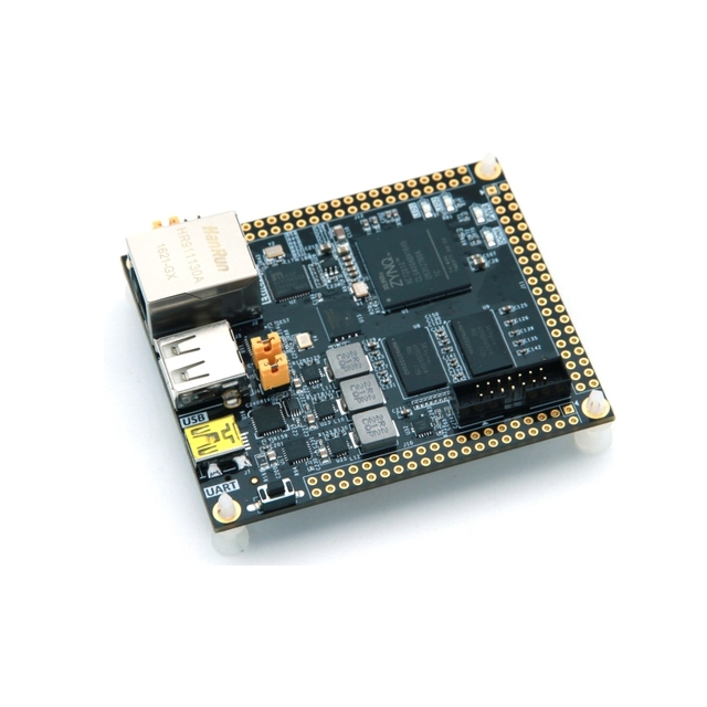 US $299 0 |ALINX XILINX FPGA core board Black gold development board ZYNQ  ARM ZYNQ7020-in Electronics Stocks from Electronic Components & Supplies on