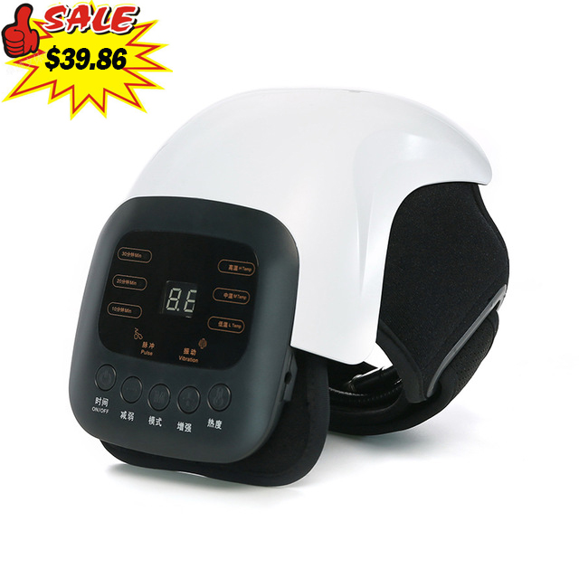 Smart electric EMS Knee Heating Massager Joint Physiotherapy Massage Electric Massage Pain Relief Rehabilitation tens machineSmart electric EMS Knee Heating Massager Joint Physiotherapy Massage Electric Massage Pain Relief Rehabilitation tens machine