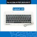 Ноутбук A1706 A1707 Keycaps US Layout для Macbook Pro Retina 13