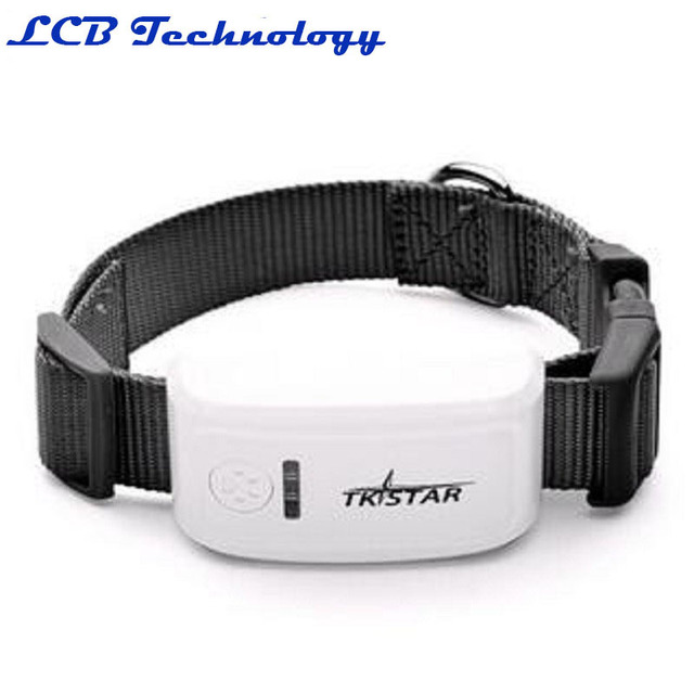 Popular Mini Pet Tracker With Collar GSM/GPRS Positioning Real Time GPS Tracker Dog Pet TK909 LK909