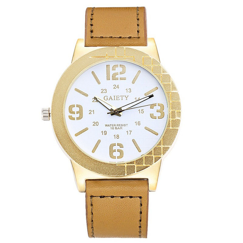 2019 Mens Watch Brand Fashion Watch Casual Fashion Leather Strap Gold Watch2019 Mens Watch Brand Fashion Watch Casual Fashion Leather Strap Gold Watch