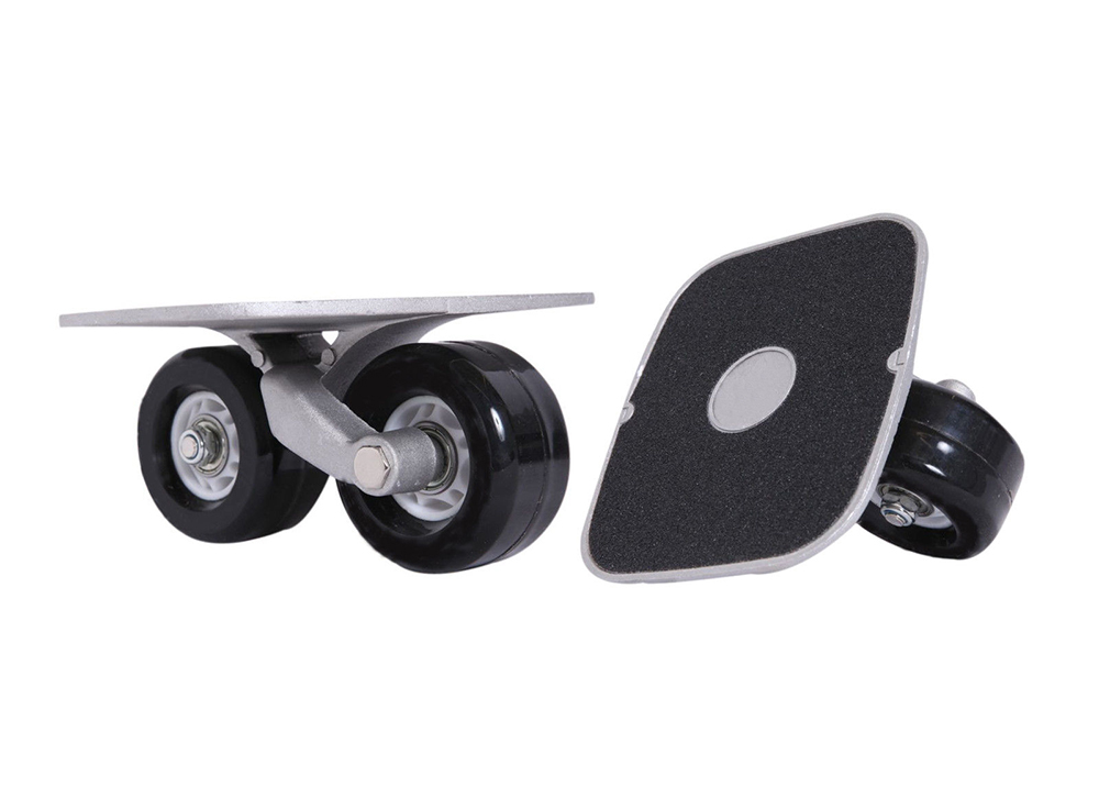 Portable Drift Skates Road Drifting Roller Skate Board Plate with Aluminum Pedal and PU Wheels Drift Skate Portable Drift Board skate out loud riedell 265 probe atom stroker derby skates toe stop color white plate size 4 wheel size 62mm x 38mm varies by plate color and size
