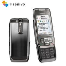 Refurbished E66 Original Unlocked Phone Nokia E66 GSM WCDMA WIFI Bluetooth 3.15MP Camera Cell Phones