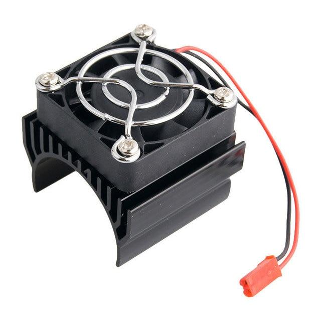 540/550/3650 rozpraszacz ciepła silnika chłodnicy ciepła Fin 36mm średnica chłodnicy/chłodnicy z łożyskiem kulkowym wentylator dla zdalnie sterowany Model samochodu zmodyfikowane części