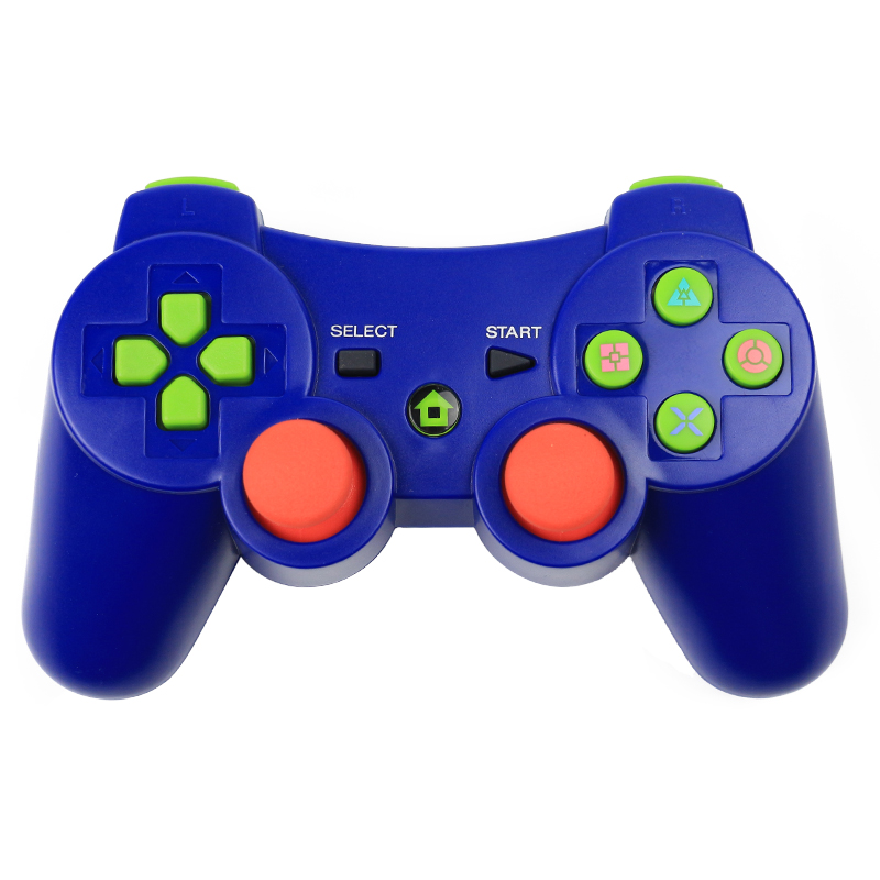 Wireless Bluetooth Controller For SONY PS3 Gamepad For Play Station 3 Joystick For Sony Playstation 3 PC For Dualshock Controle in Gamepads from Consumer Electronics