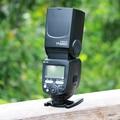 YN660 YONGNUO Беспроводная Вспышка Speedlite GN66 2.4 Г Беспроводной HSS 1/8000 для Canon Nikon Pentax Olympus