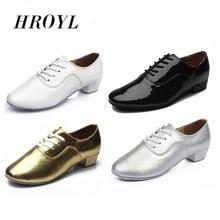 new arrival hot sale wholesale Brand New Modern Men's Ballroom Latin Tango Dance Shoes man Salsa heeled  WZSP LM all
