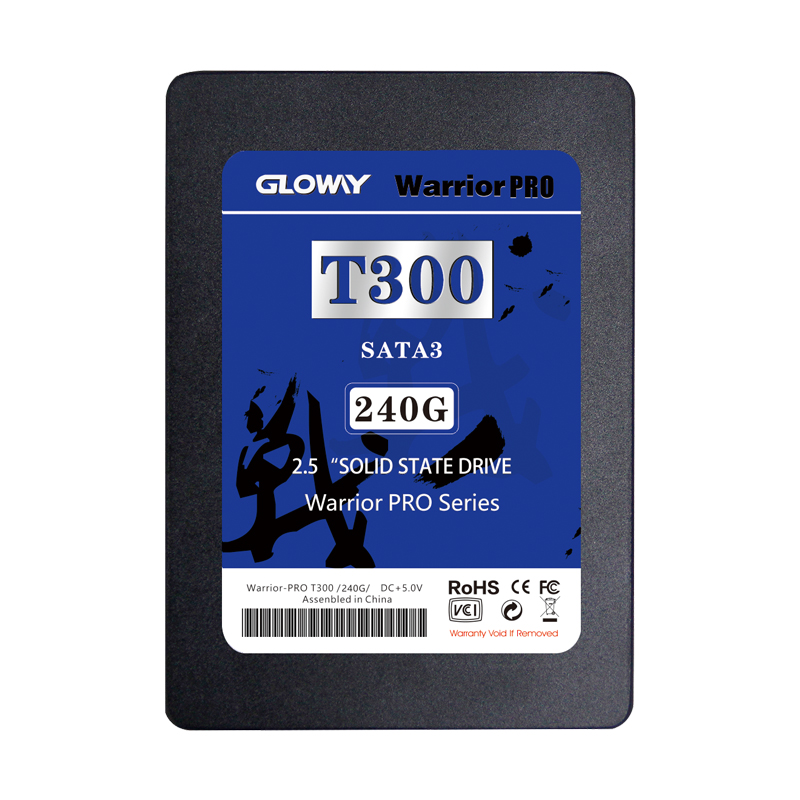 Gloway Newest Lowest Price MLC flash 2.5 SATA3 Solid State Drive 240 gb SSD 240GB 256GB with free shipping new 00aj345 480 gb sata 1 8inch mlc ev ssd internal solid state drive 1 year warranty