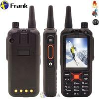 Original 3G WCDMA IP68 F22 Waterproof Smartphone Walkie Talkie GPS Wifi Dual SIM Phone 5MP Zello Walkie Talk Android Smartphone