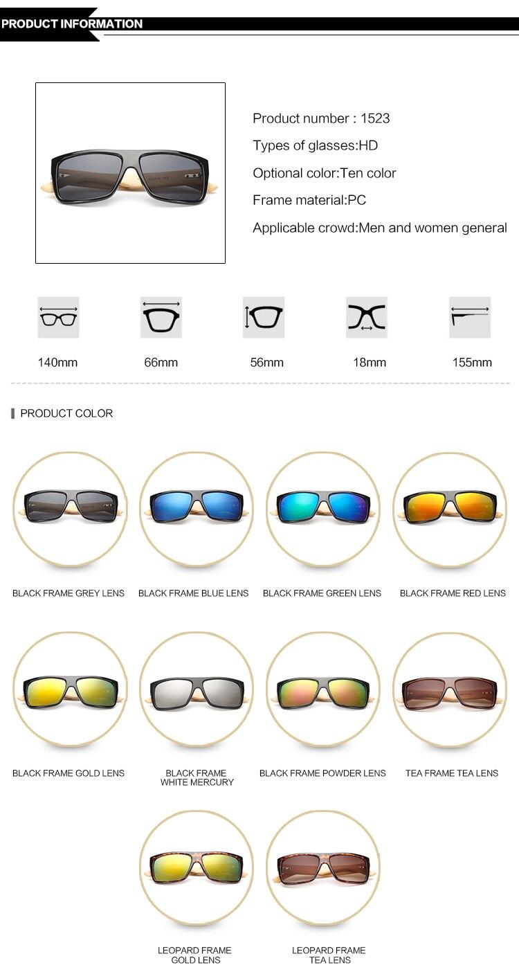 Original Espelhado óculos de Sol Das Mulheres Dos Homens UV400 ... 05abf970f0