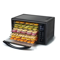 220V Intelligent Electric Food Dryer 30L Vegetable Meat Fruit Food Dehydrator Household 8 Layers Food Grade