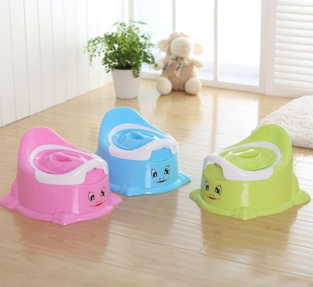 Higiênico Mictório para Menina Menino das crianças das Crianças Da Criança Do Bebê Infantil Armário de Treinamento potty xixi Sentado WC Pan Travel Potty Do Bebê cadeira