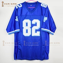 TIM VAN STEENBERGE Charlie Tweeder 82 Football Jersey Varsity Blues Movie  Reference df169a547