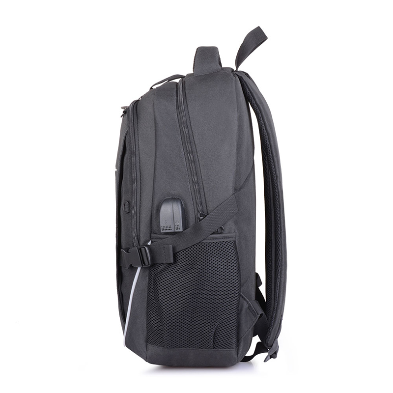 Senkey Style New Sports Outdoor Backpack USB Charging Oxford Backpacks Men Waterproof Travel Backbags Middle Schoolbag Packbag in Backpacks from Luggage Bags
