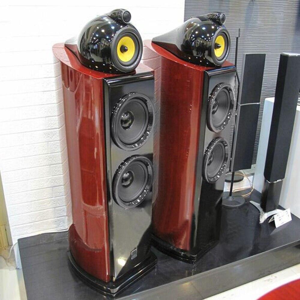 Mistral SAG-350 180W x 2 Hifi Standlautsprecher - Tragbares Audio und Video - Foto 1