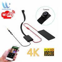 4K HD1080P Wireless WiFi IP CCTV Mini DIY Module Camera Sport Espia DV P2P Video Recorder Digital Small Cam Camcorder Module