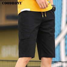 COODRONY Cargo Shorts Men 2019 Cool Summer New Arrival Streetwear Fashion Casual Short Masculino Cotton Mens Pants S99001