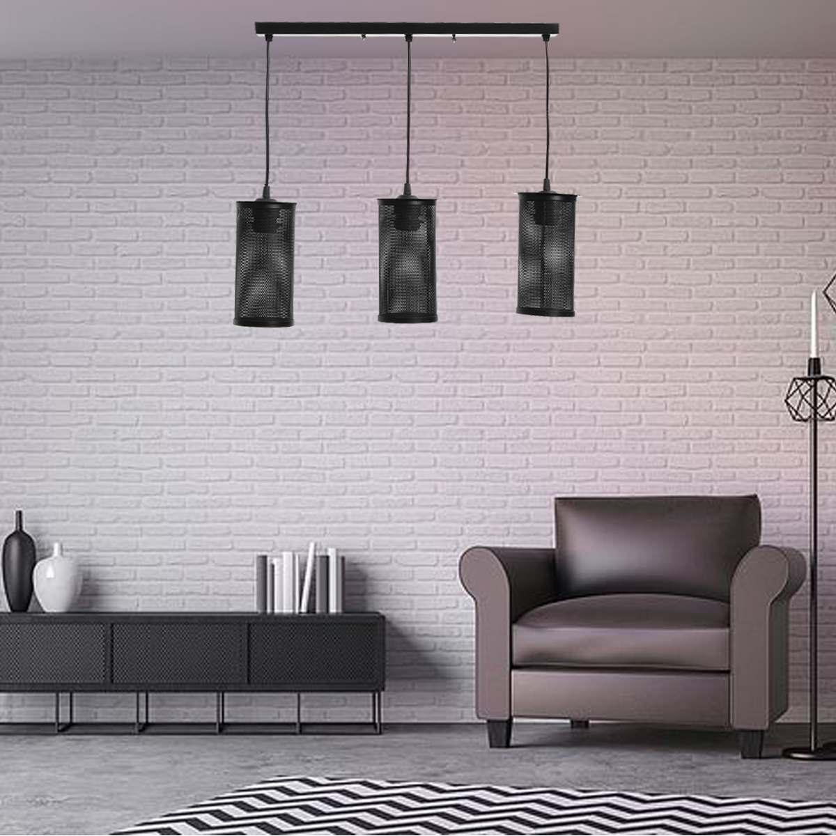 Retro Flur Dielen Strahler Decken Lampe grau//Holz Wohn Schlaf Zimmer Beleuchtung