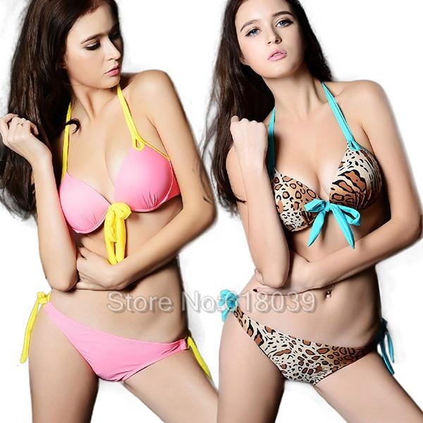 B032 13 color VS Victoria Bikini Set Swimwear For Women ...