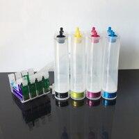 Substituição contínua do sistema de abastecimento tinta da impressora com microplaquetas do arco para epson t2991 t2992 para epson XP 435 XP 332 XP 335 XP 432|Peças de impressora| |  -