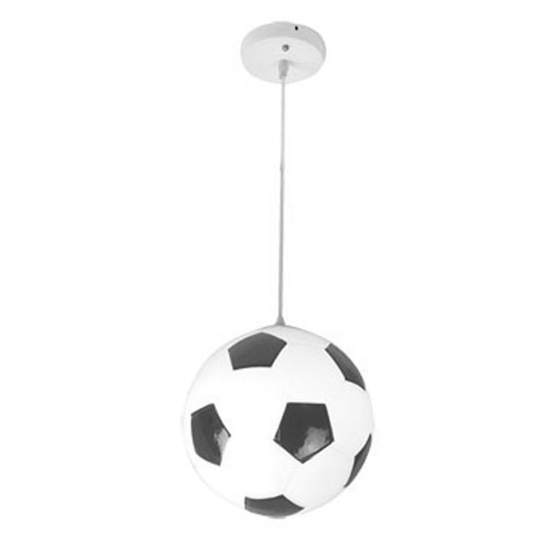 Futebol/Basquete Luzes Pendentes Suspensão Luminária Lustre Loft Iluminação Luminárias Modernas E27 110 v 220 v Para A Decoração