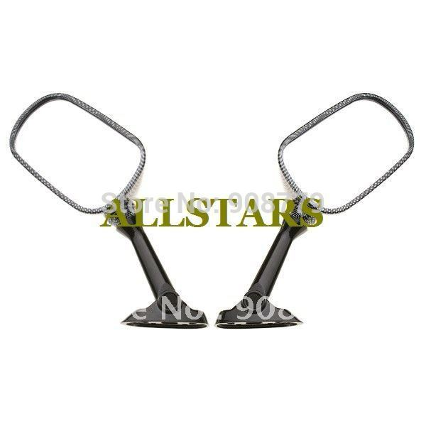 New Motorcycle Motorbike rearview Pair of Mirrors for