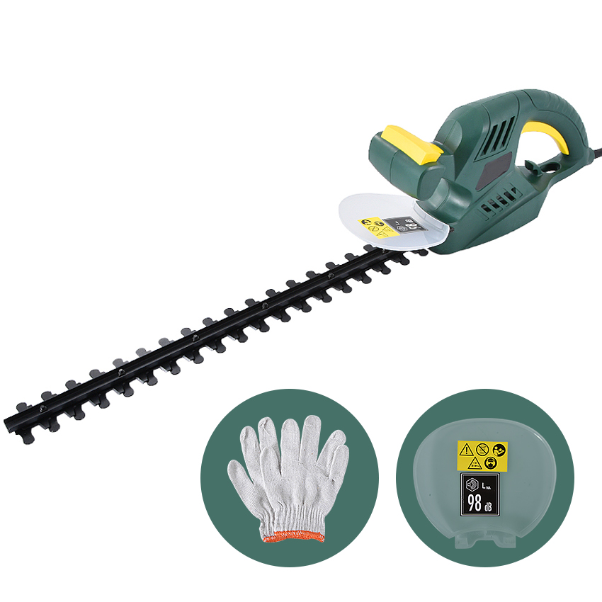 MCHD-600 Electric Hedge Trimmer High-quality Portable Hedge Trimmer Power Tools Garden Pruning Machine 220V 600W 1750r/min 56cmMCHD-600 Electric Hedge Trimmer High-quality Portable Hedge Trimmer Power Tools Garden Pruning Machine 220V 600W 1750r/min 56cm