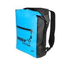 25л речной поход сумка для спорта на открытом воздухе водонепроницаемая сумка Flotation Buoy рафтинг рюкзак для плавания альпинистские походные сумки для хранения