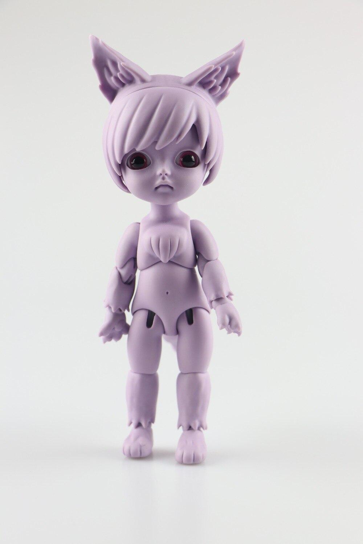 New bjd-yaya  fashion doll animal version birthday gift free eyes    New bjd-yaya  fashion doll animal version birthday gift free eyes