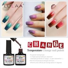 Change temperature soak off uv polish colors gel color shipping fashion