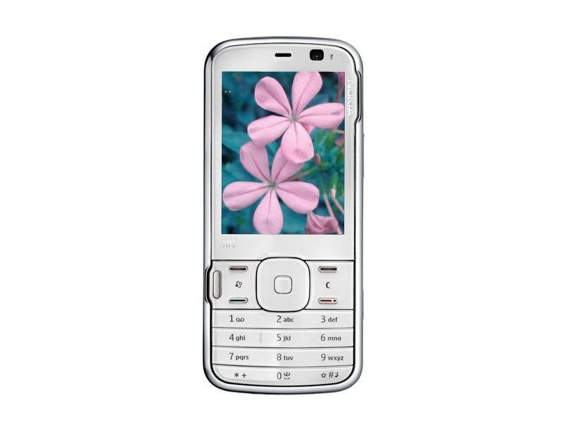 Originele Nokia N79 3G netwerk 5MP camera WIFI GPS mobiele telefoons Een Jaar Garantie Refurbished - 3