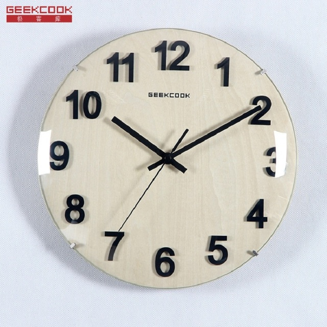 Modern Design Saat Clock Watch Wall Clock Relogio de Parede Reloj de Pared Horloge Murale Duvar Saati Relogio Parede Wall Clocks