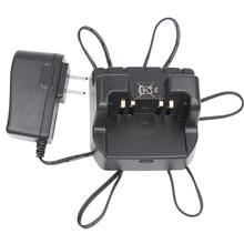 CD 47 VAC 20 Caricabatteria Da Tavolo per Vertex Yaesu Radio VX 414 VX 417 VX 160 VX 180 FT 60R FT 250R FT 270R VX 120 VXA 220 VX 800
