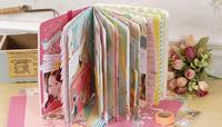 DIY Defteri Albümü El Yapımı çocuk Aile Albümü Defteri Albüm Tarzı Yapıştırılan Klip Malzeme Parçaları Paketleri SRB