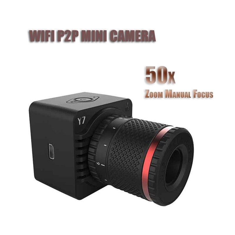 Y7 High Definition Full Hd App Control Wireless Camera