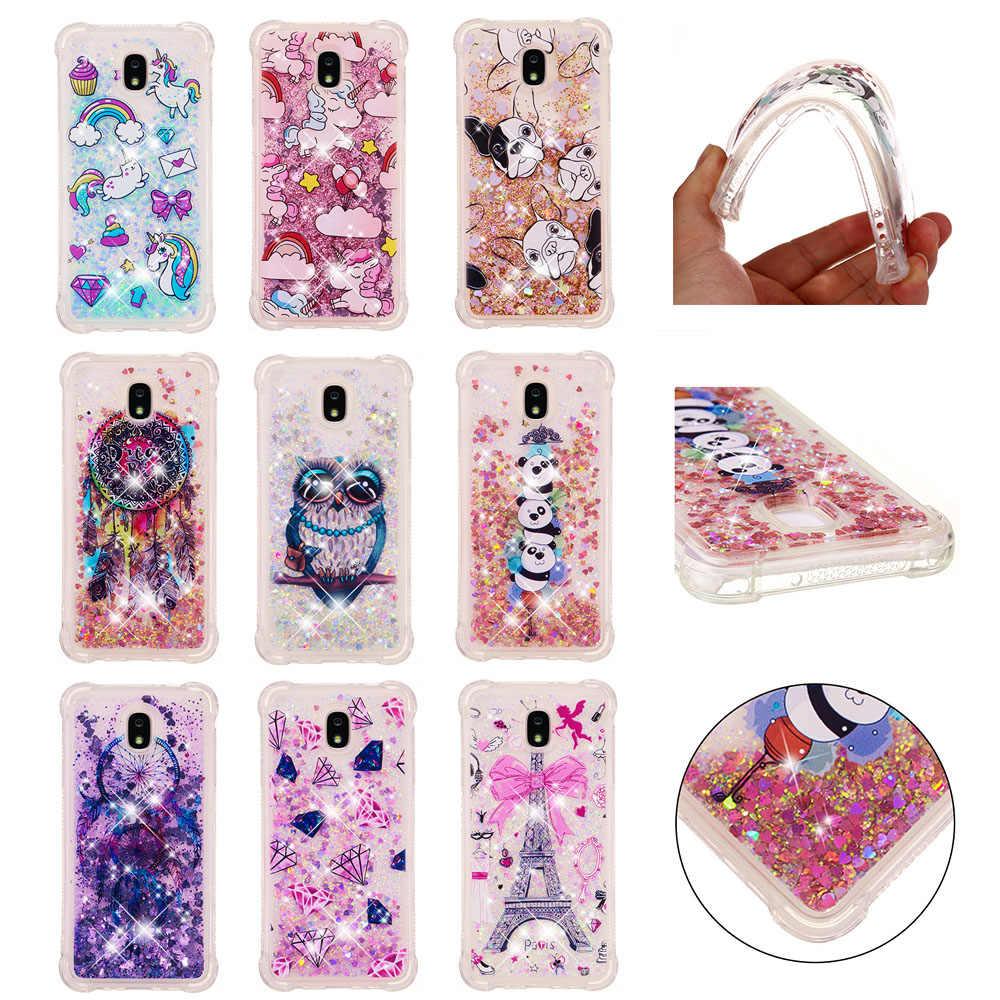 906bfb51b ... Bling Case For Samsung Galaxy J7 Refine J7 V J7 Star 2018 SM-J737  Glitter ...
