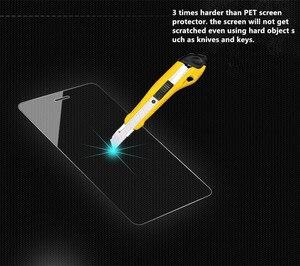 """Image 3 - Smartphone 9H szkło hartowane dla prestigio muze G5 LTE 5.2 """"folia ochronna zabezpieczenie ekranu telefonu"""
