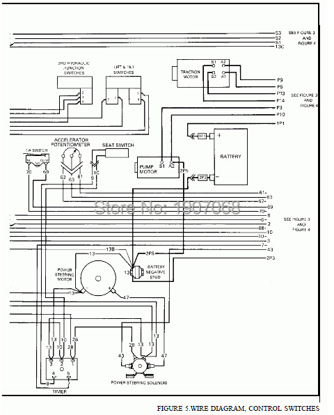 Old Hyster Forklift Wiring Diagrams. Hyster Forklift Fault Code List on