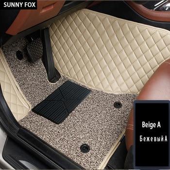 Car floor mats for Mazda 6 Atenza Mazda 3 2 8 CX5 CX-5 CX7 CX-7 5D car-styling carpet rugs floor liners floor