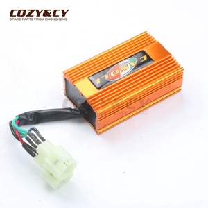 Image 2 - 6PIN Racing DC CDI for GY6 125 150 CF250 Automatic Advancing Scooter Motorcycle ATV Replacement Part