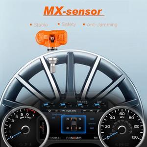 Image 4 - AUTEL TPMS Sensor 433 315 Mhz MX Sensor SensorความดันยางรถOEระดับโปรแกรมSensorยางความดัน